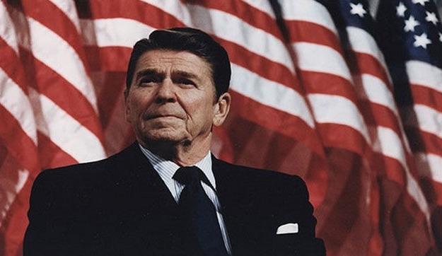 4. Ronald Reagan